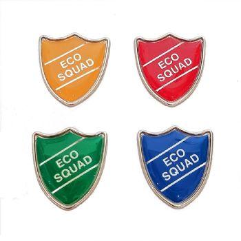 ECO SQUAD badge